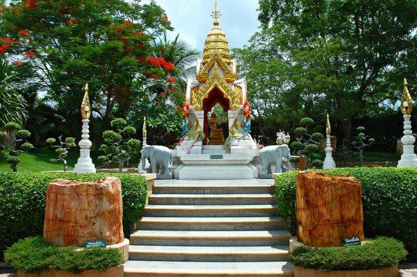 паттая храм