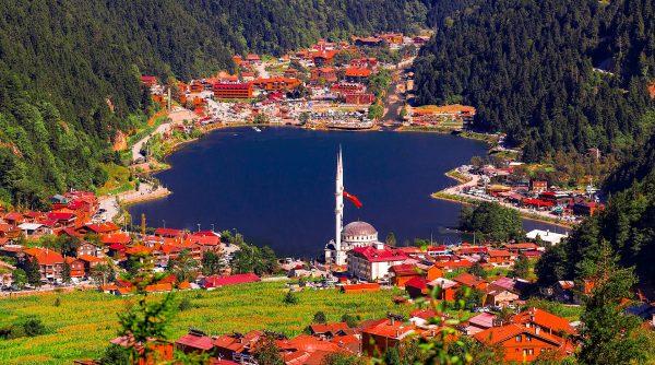 Туреччина Трабзон озеро