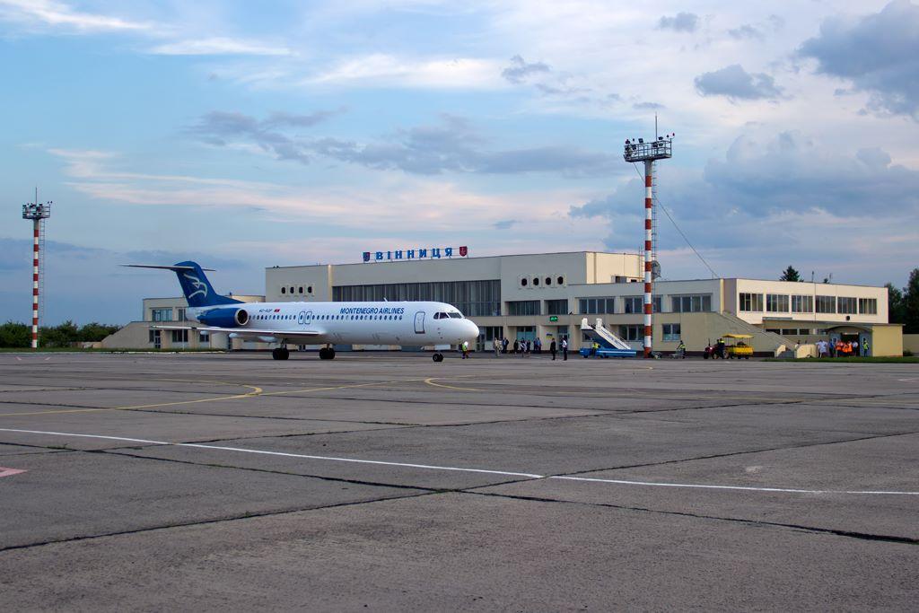 вінницький аеропорт