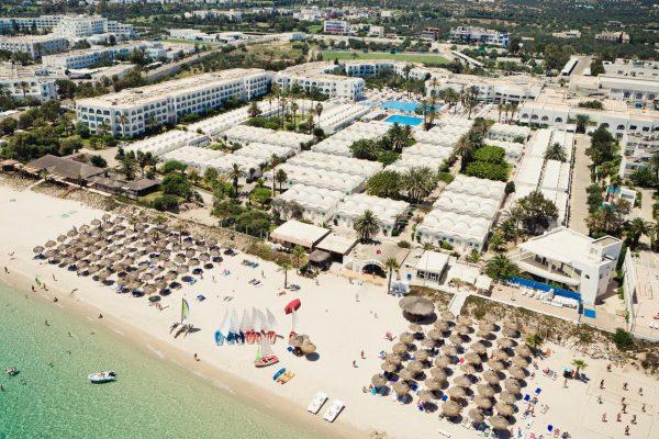 готель 4* El Mouradi Club Kantaoui туніс