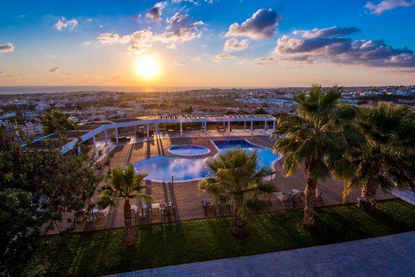 Готель 4* Royal Blue Hotel Paphos