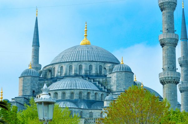 Туреччина Стамбул Блакитна мечеть