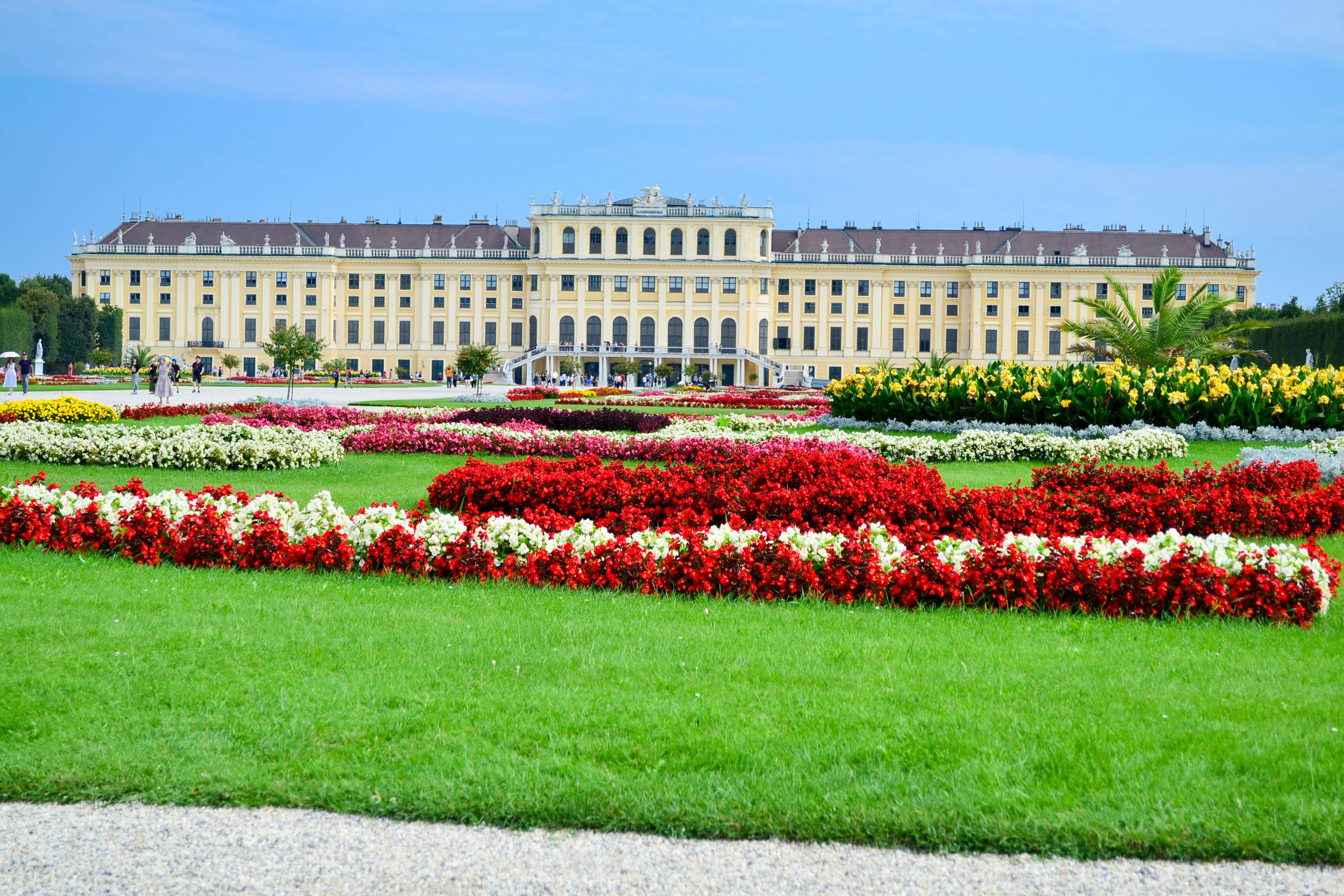 Австрія Відень палац