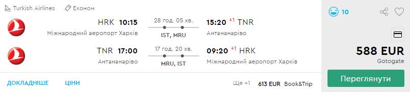 Харків - Мадагаскар -Харків