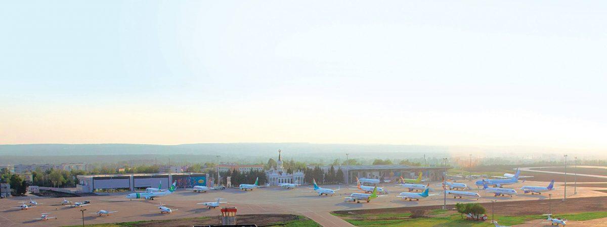 панорама аеропорту харків