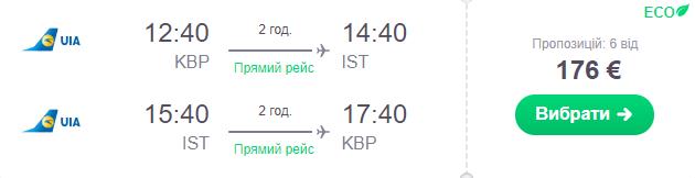 Київ -Стамбул -Київ
