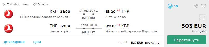 Київ – Мадагаскар – Київ