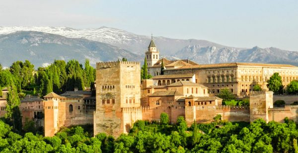 Іспанія Андалусія Гранада