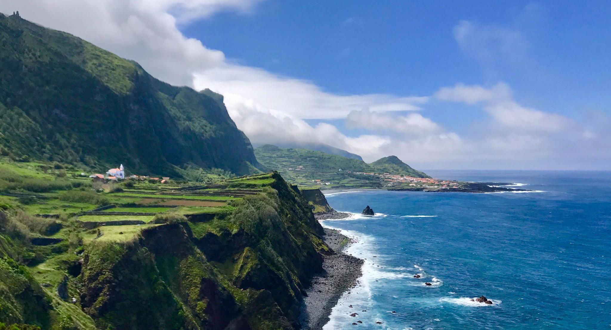 узбережжя Азорських островів