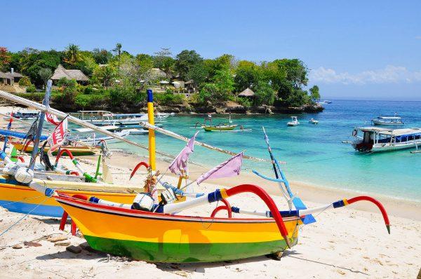 Індонезія Балі човни