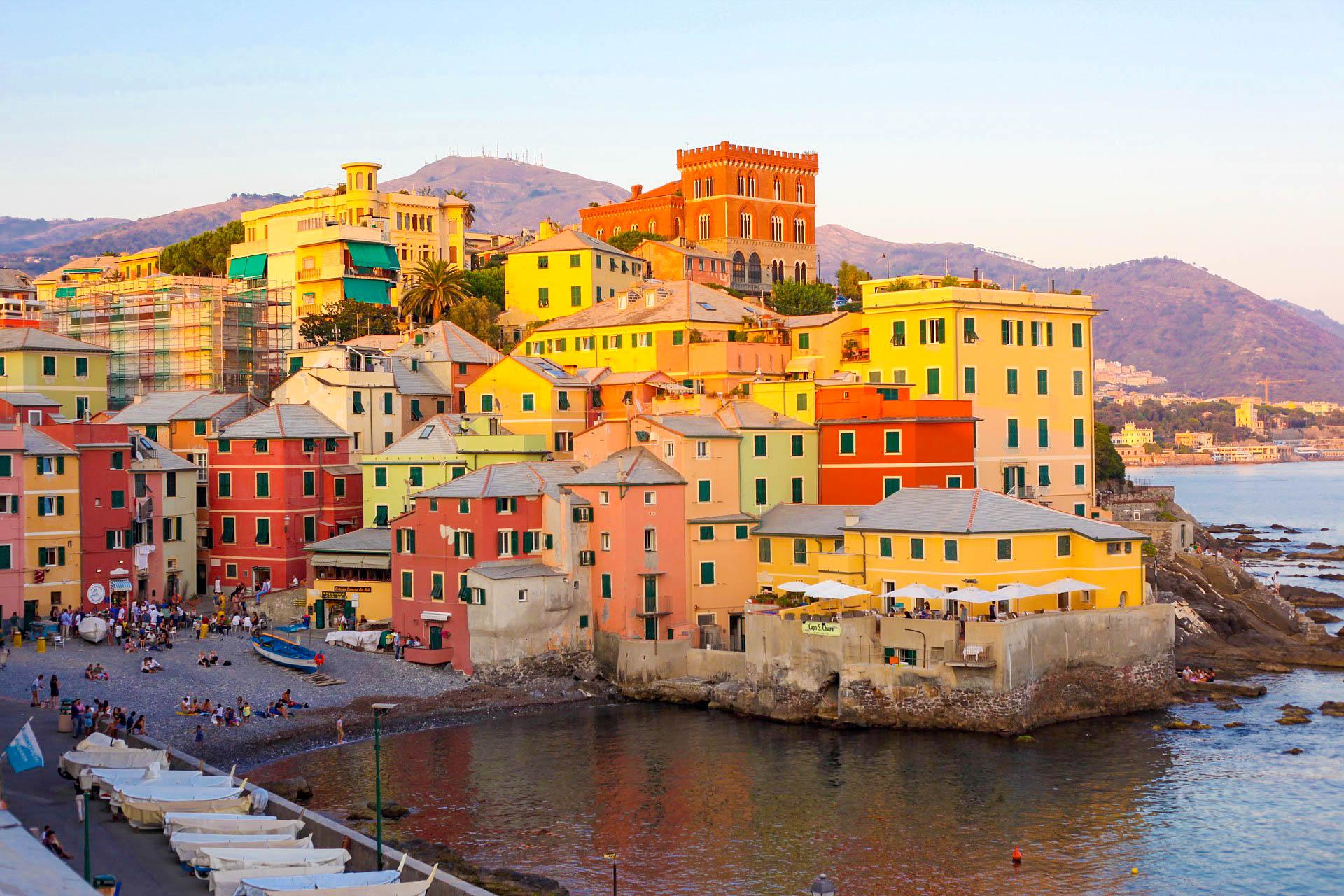 Італія Генуя