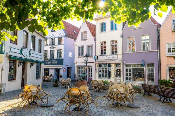 Німеччина Бремен кафе