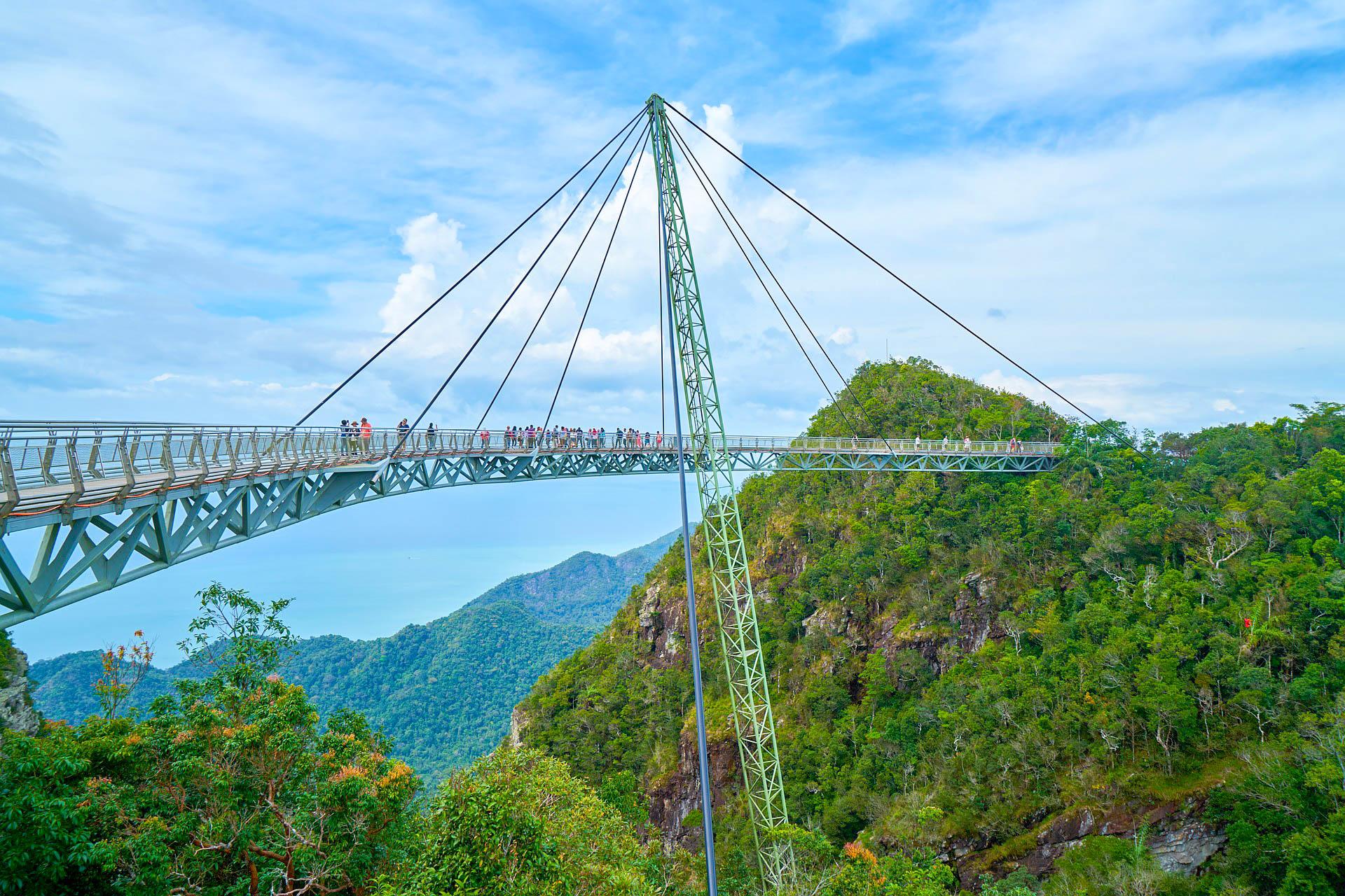 Малайзія Лангкаві міст
