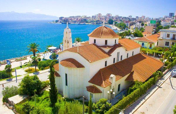 Албанія церква