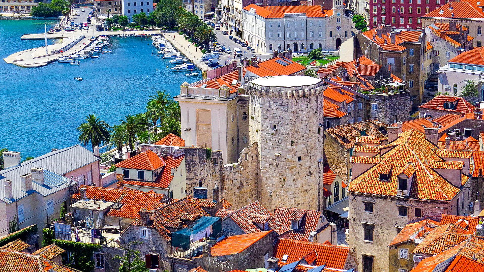 Хорватія місто