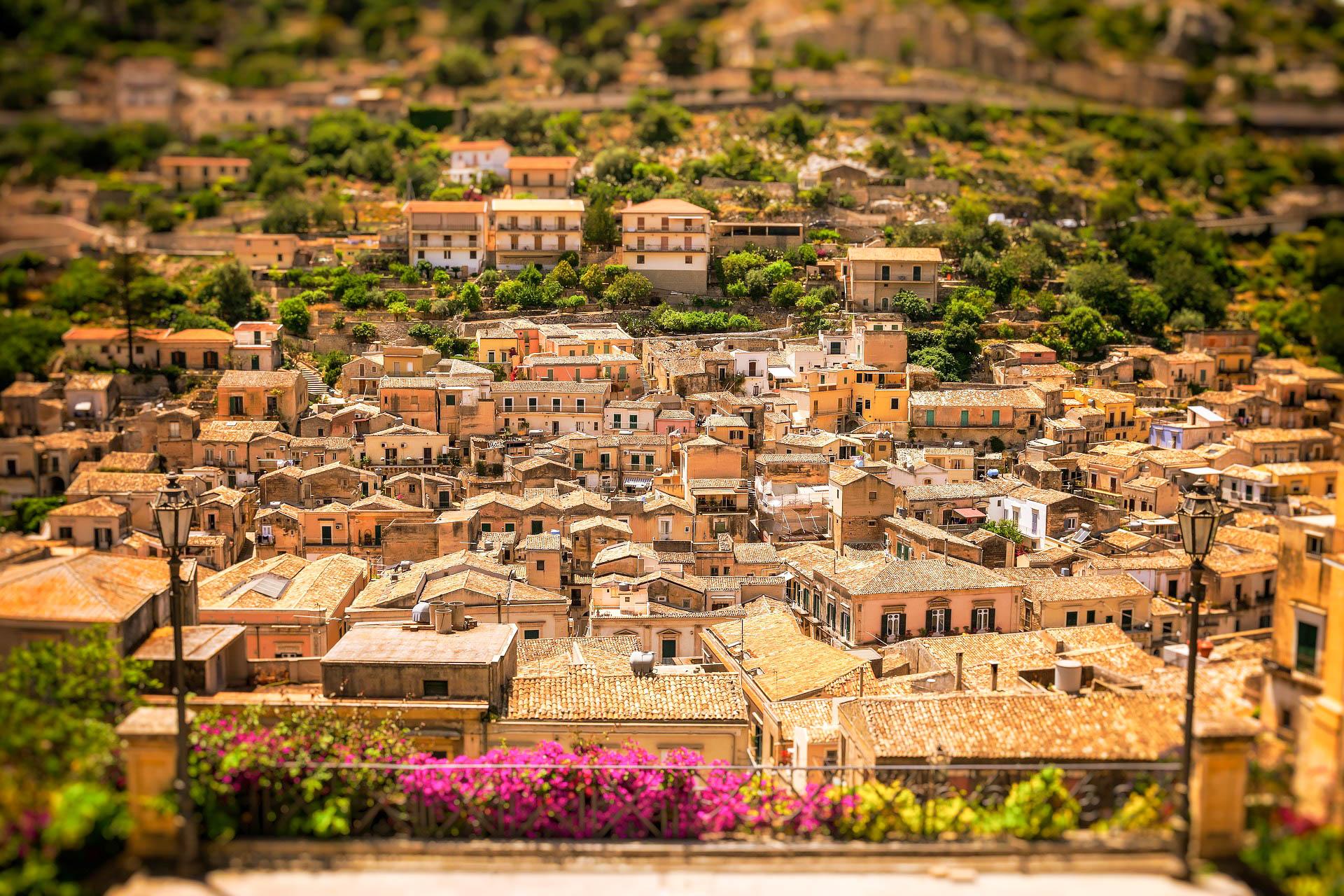 Італія Сицилія місто