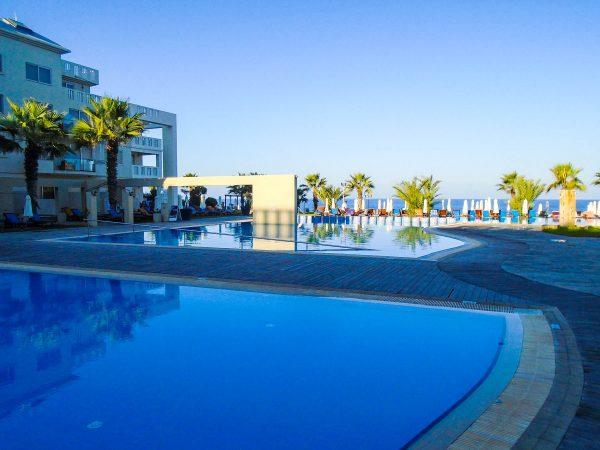 Кіпр Пафос готель