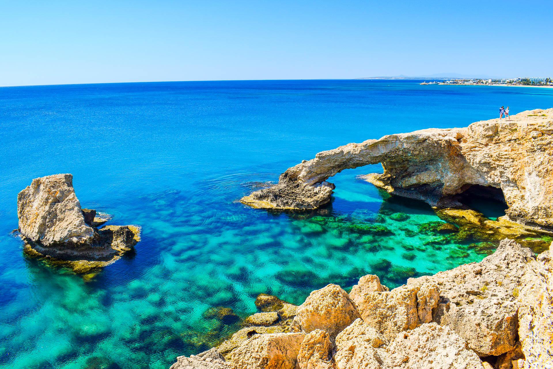 Кіпр море