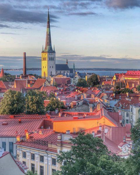 таллінн старе місто