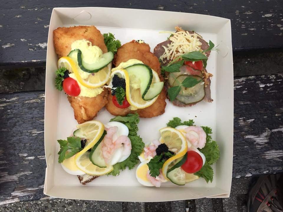 кухня на фарерських островах