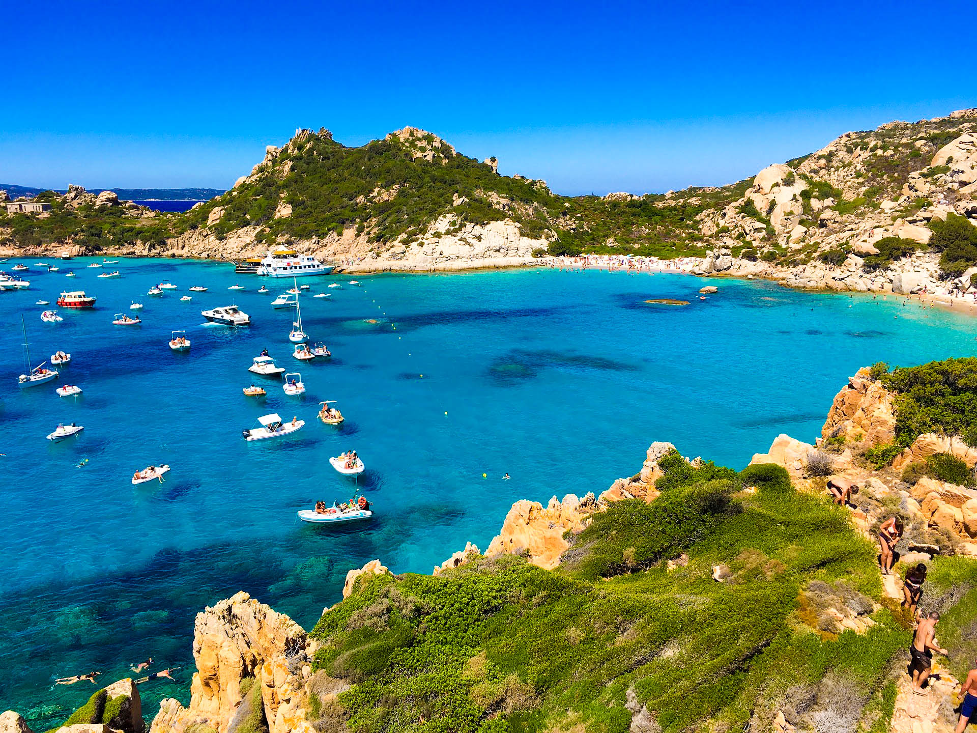 Італія Сардинія море