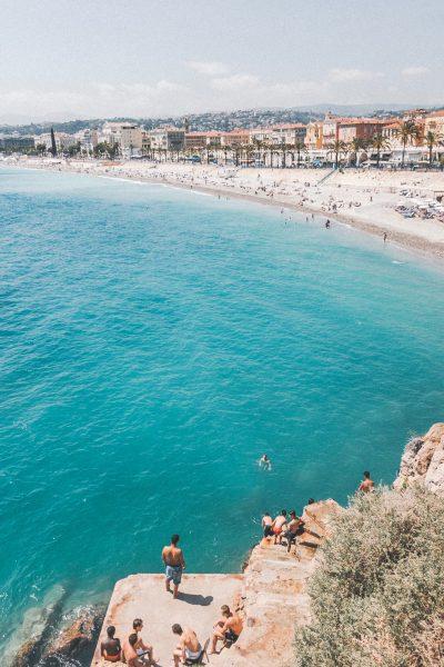 ніцца пляж