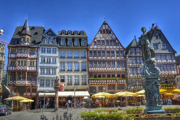 франкфурт історичний центр