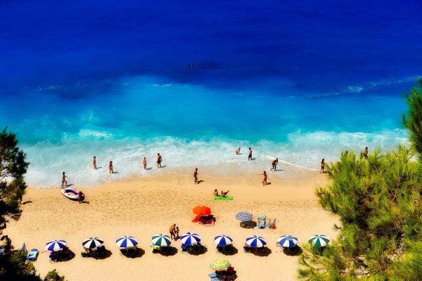 греція пляж