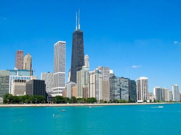 США Чикаго