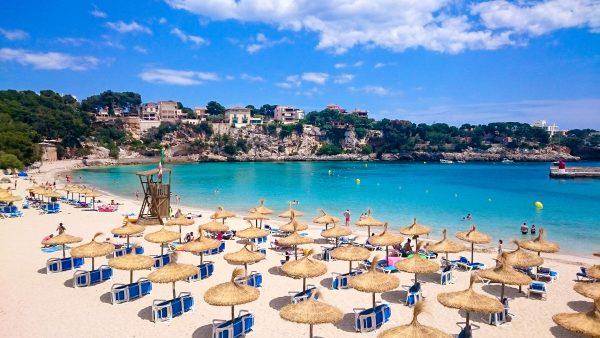 Іспанія Майорка пляж