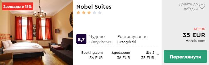 Nobel Suites