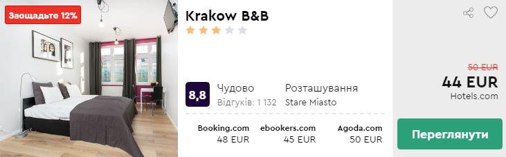 Krakow B&B
