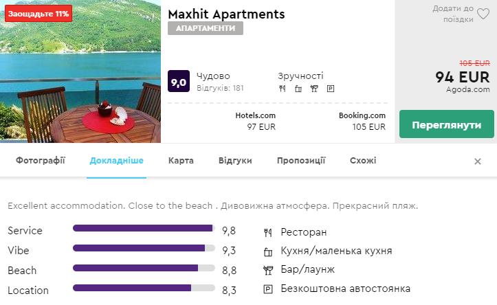 Maxhit Apartments