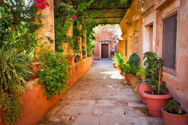 Греція Крит будинок