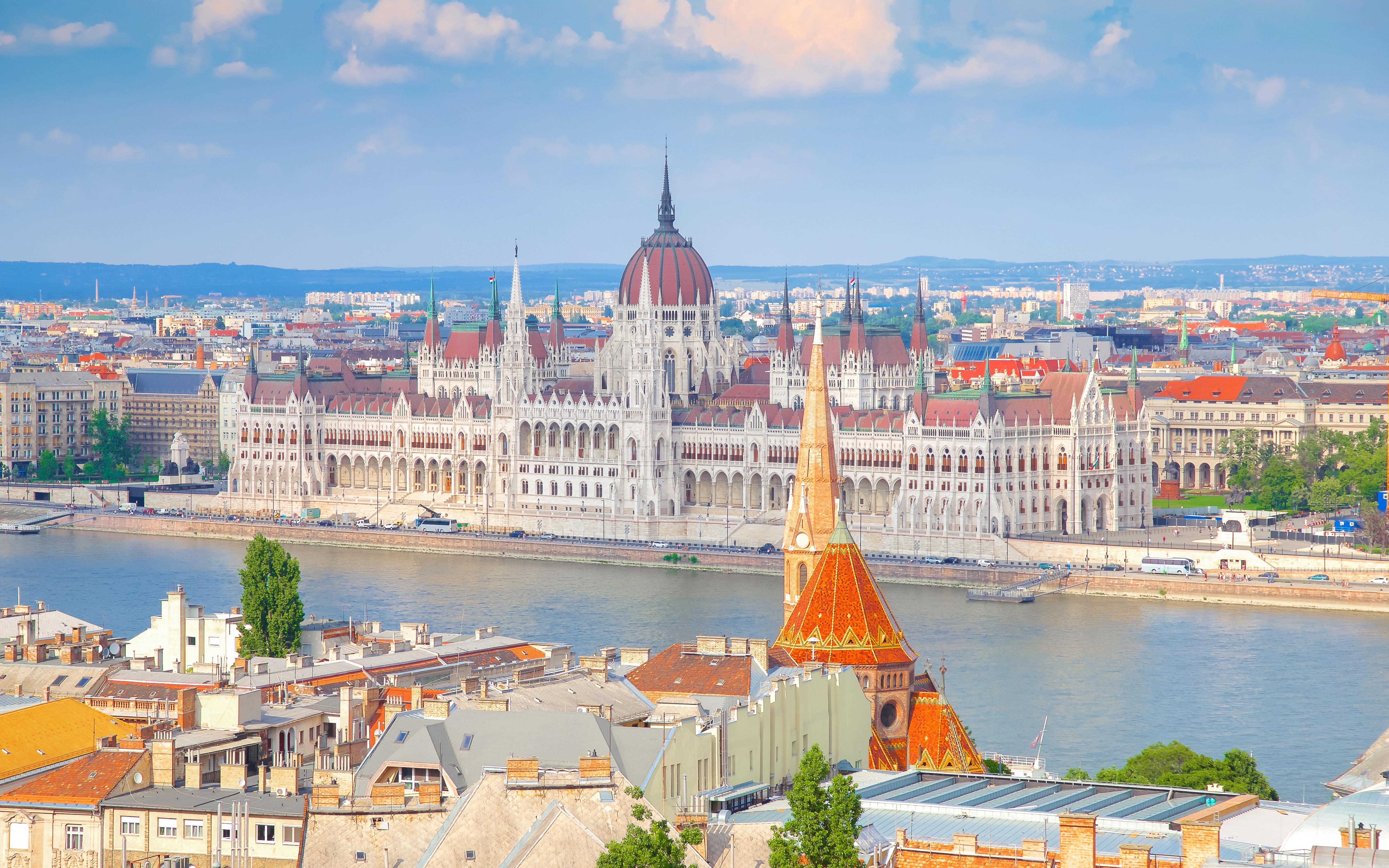будапешт панорама міста