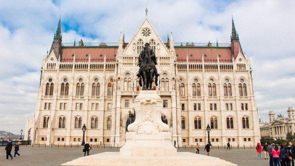 будапешт парламент пам'ятник