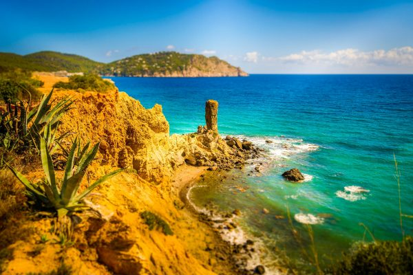 Іспанія Ібіца берег