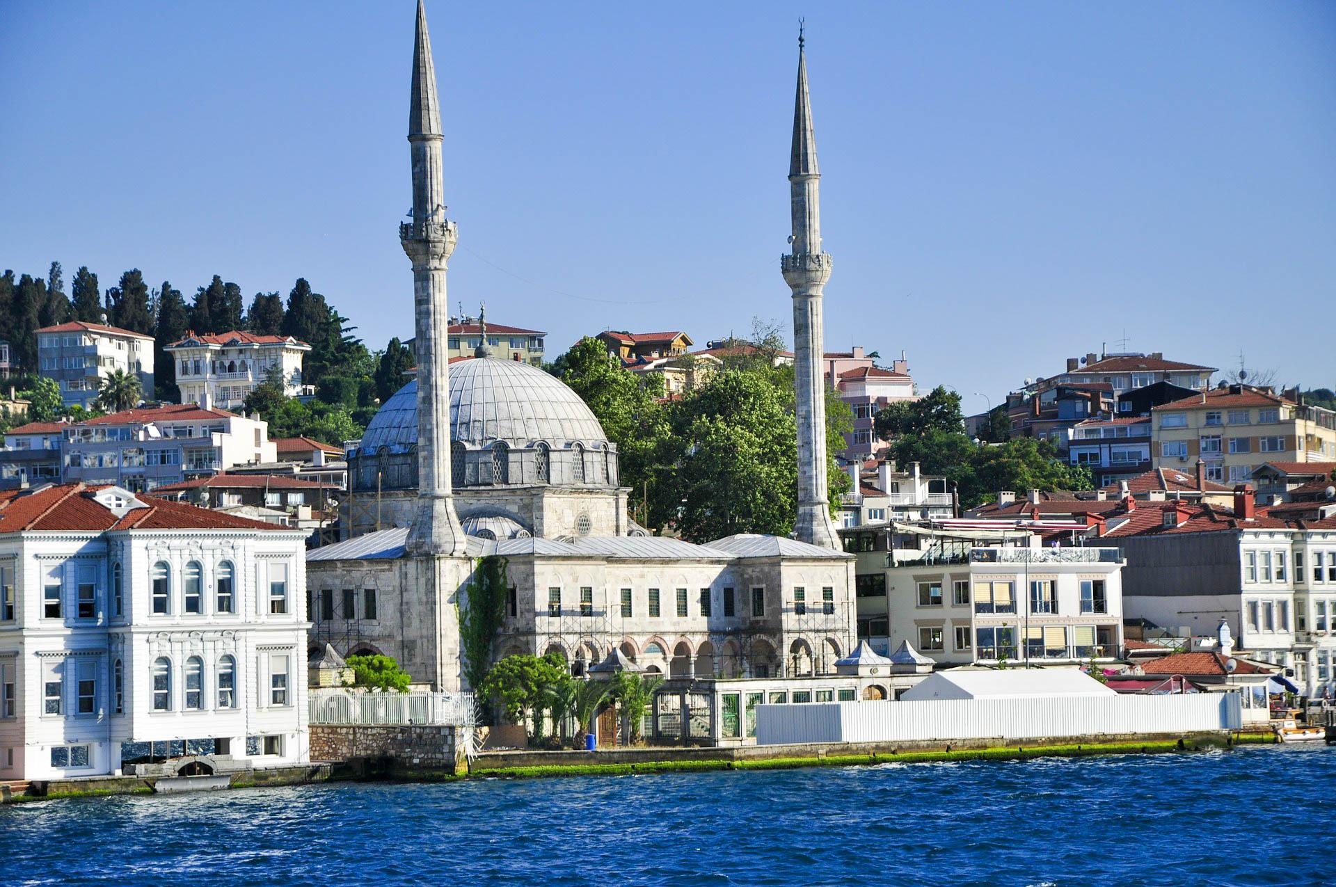 Туреччина Стамбул мечеть