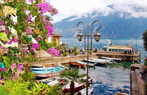 Італія озеро Гарда