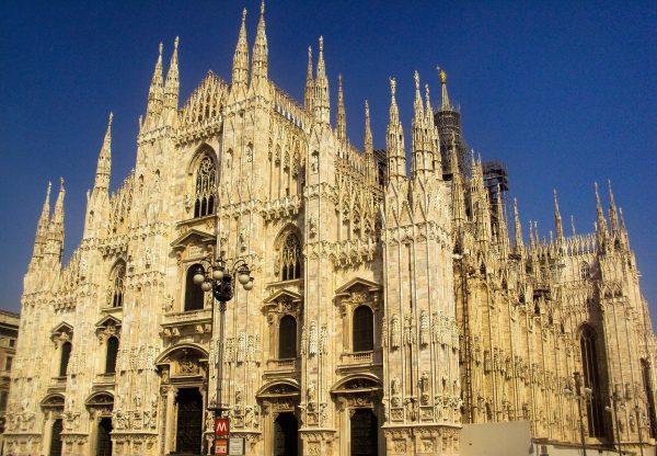 Італія Мілан собор