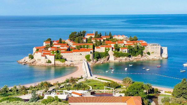 Чорногорія Будва Тіват