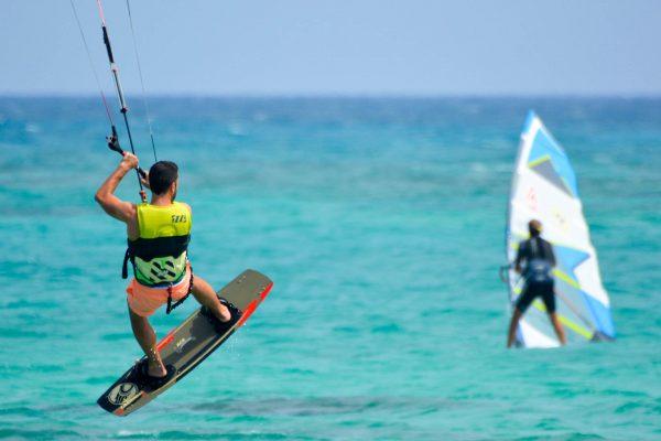 Іспанія Фуертевентура серфінг