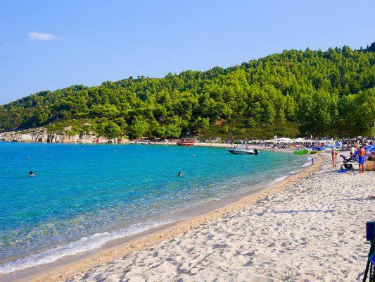 Греція Салоніки Халкідікі
