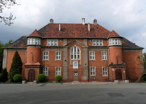 познань старий будинок школи