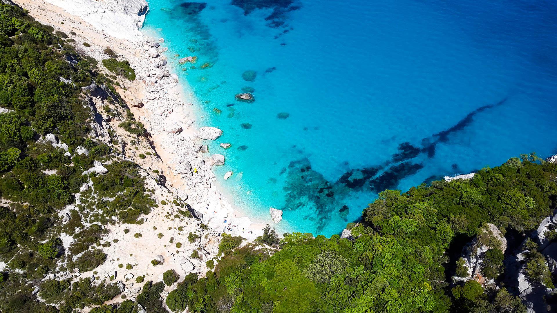 Італія Сардинія берег