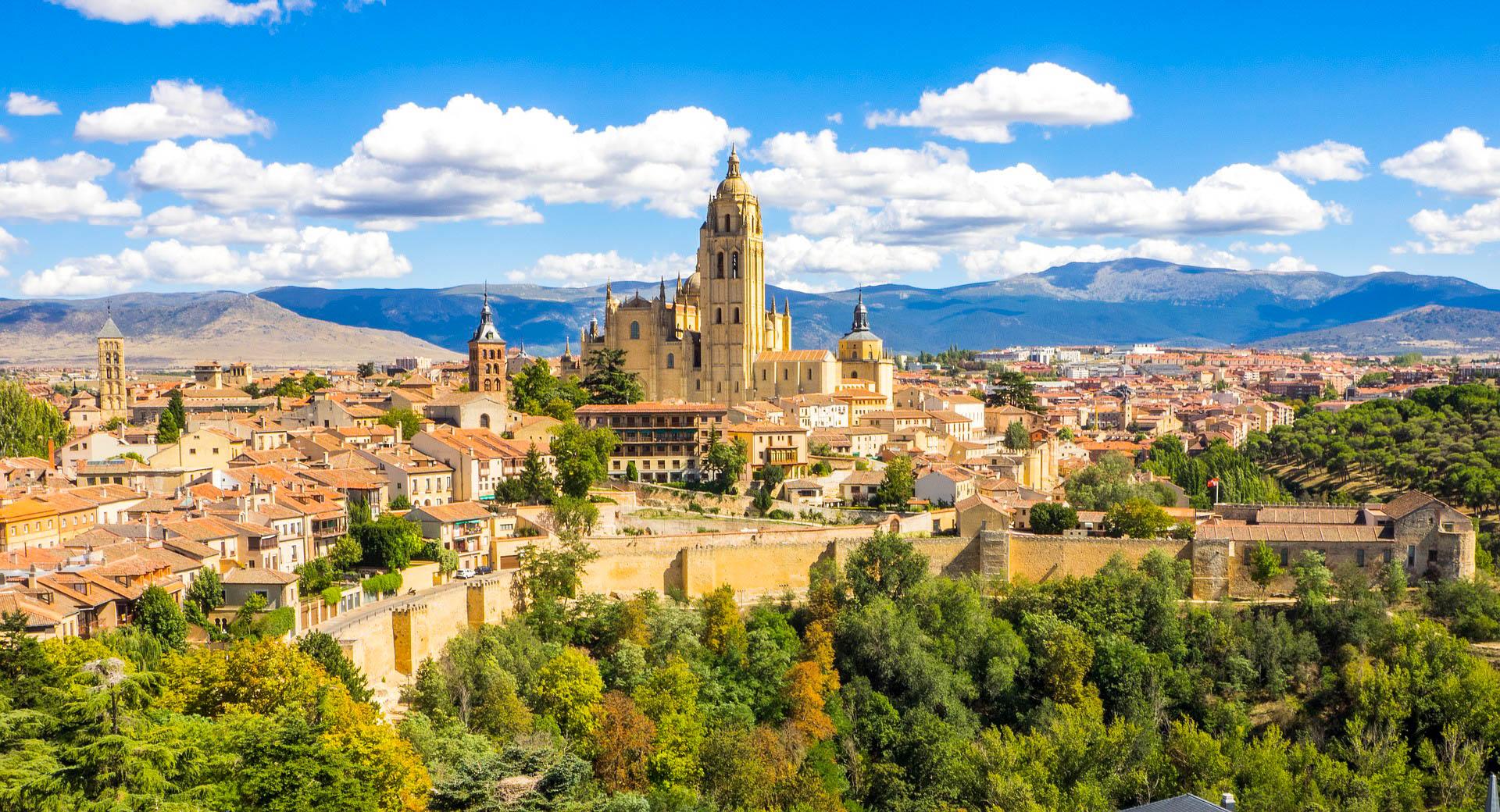 Іспанія Сеговія