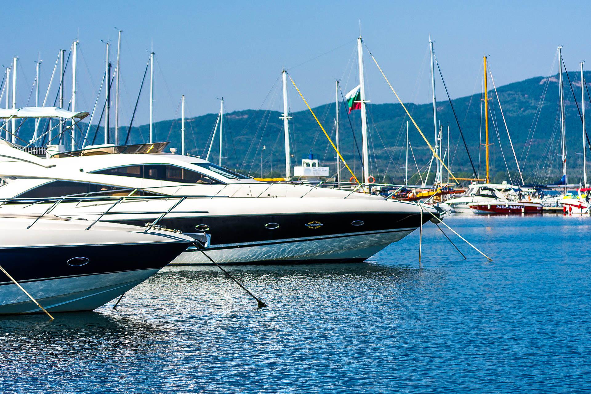 Болгарія Созополь яхти