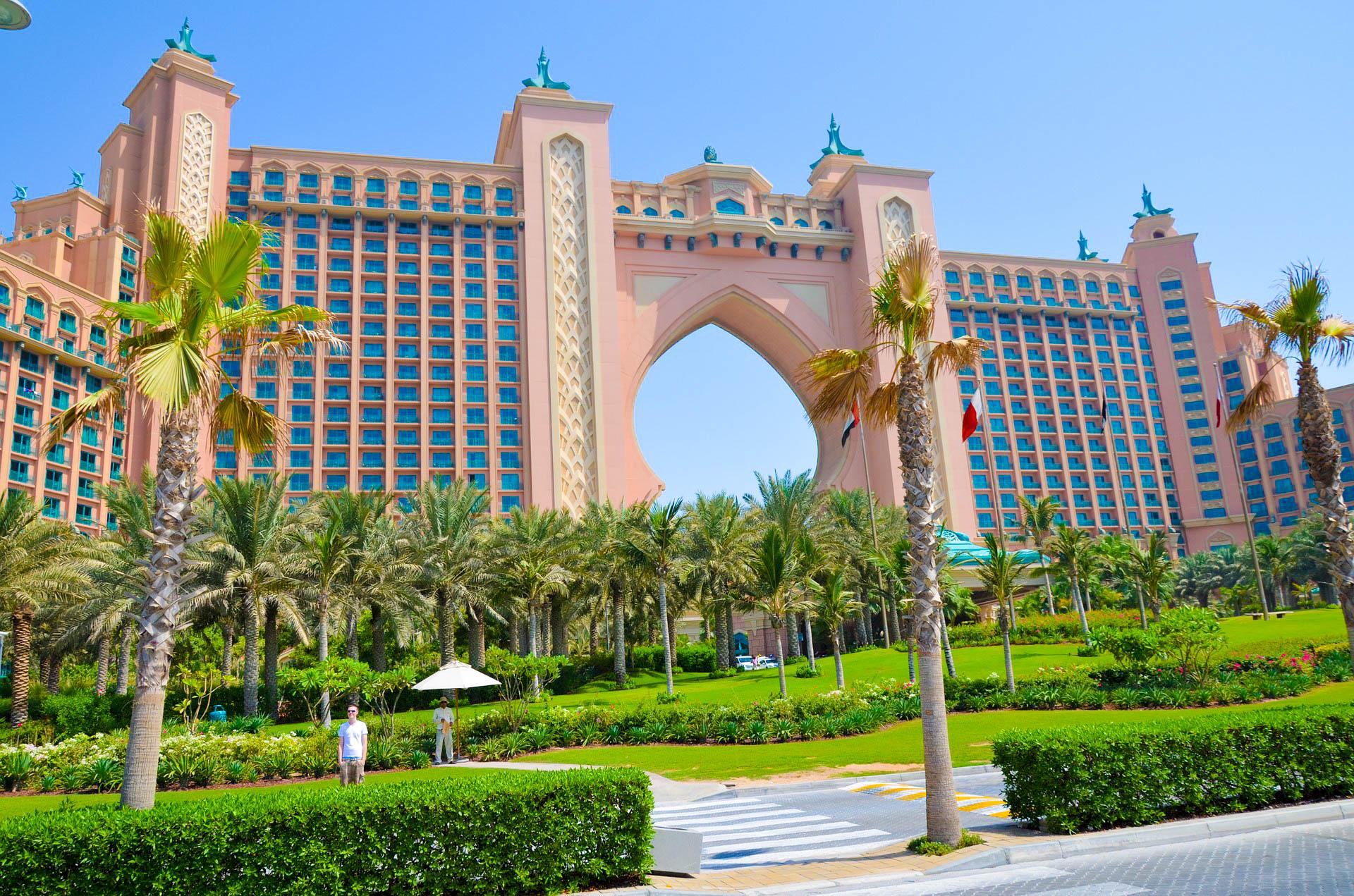 ОАЕ Дубай готель
