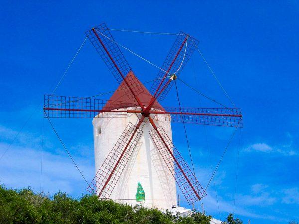 Іспанія Менорка млин