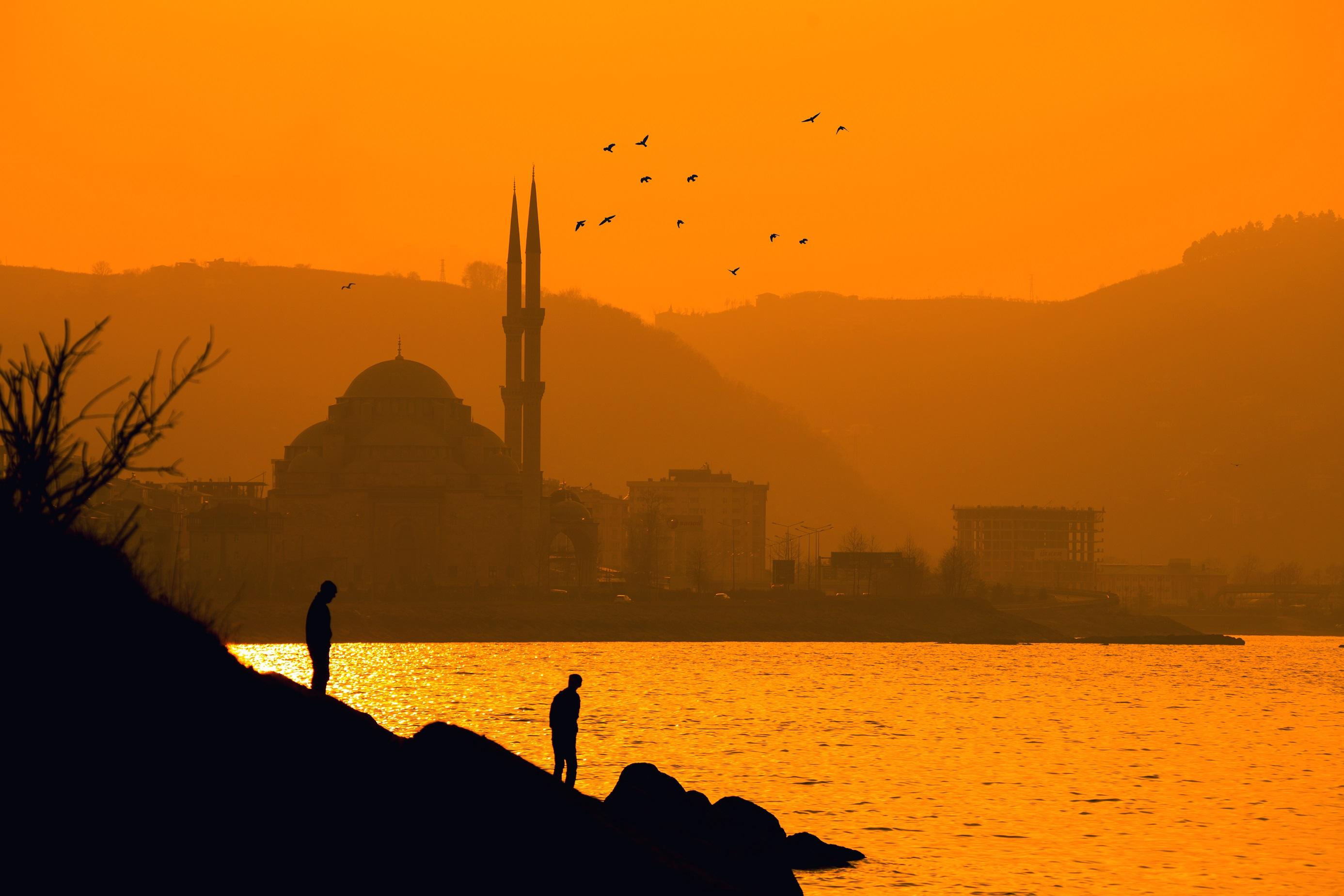 Туреччина Стамбул захід